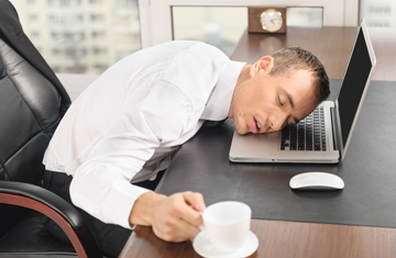 Excessive fatigue during the day